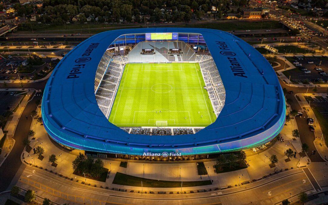 Allianz Field, Home to Minnesota United FC