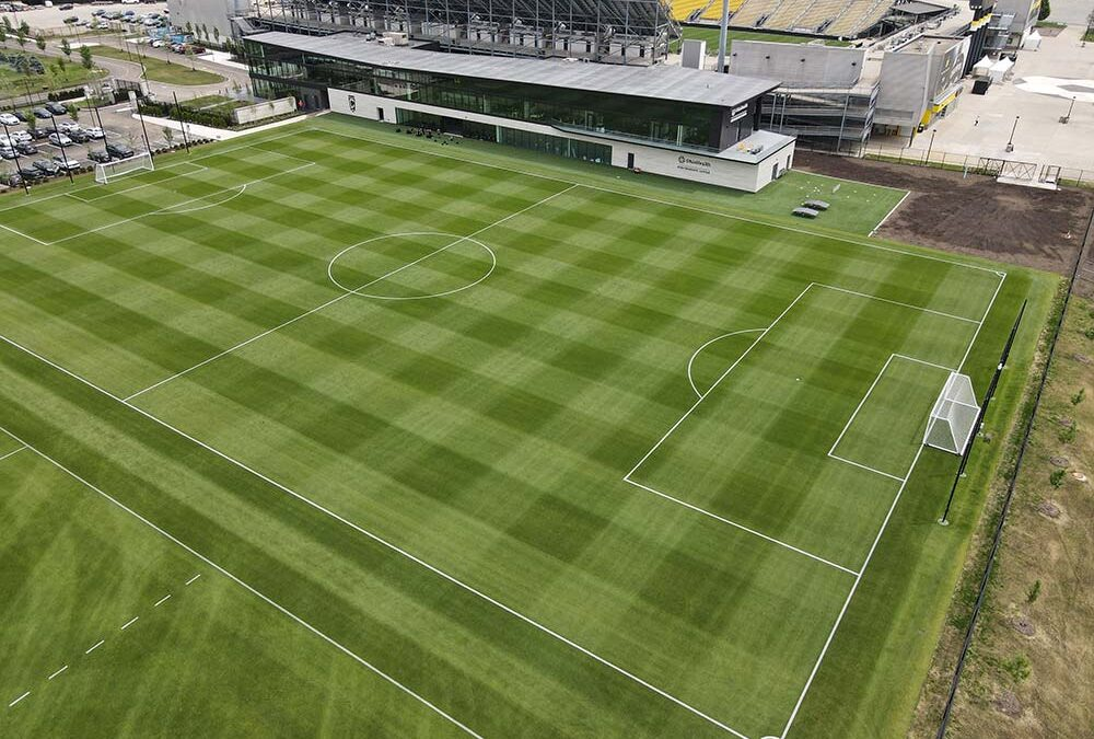 """""""Game-changer"""": Columbus Crew open new world-class training facility"""